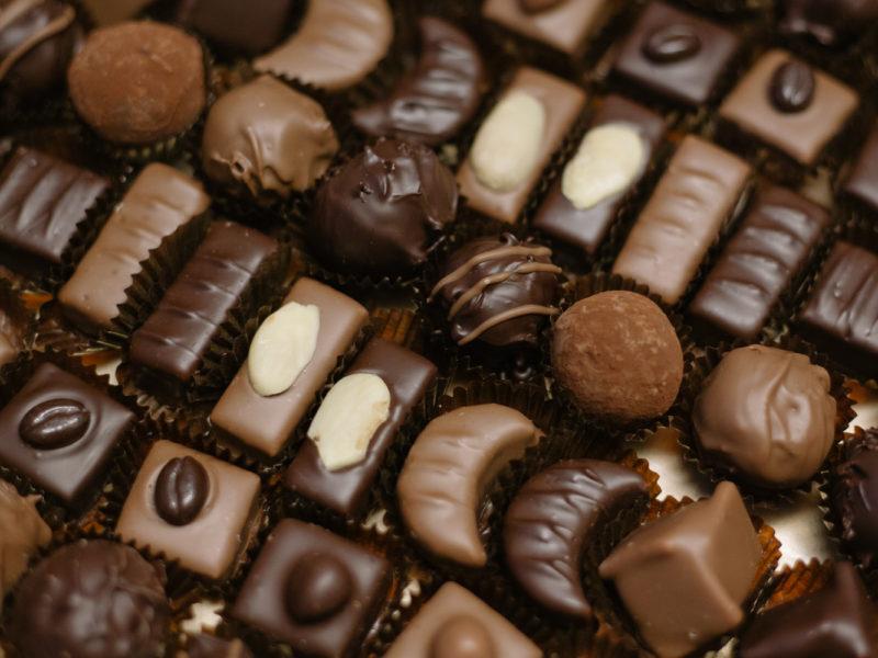 Boîte de chocolat - Hautlé, Confiserie-Pâtisserie à Genève