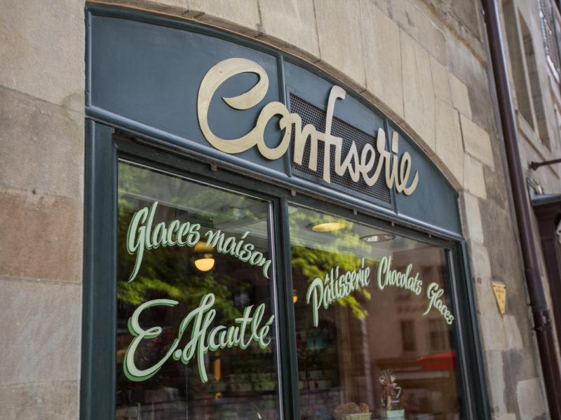 Façade boutique - Hautlé, Confiserie-Pâtisserie à Genève