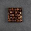Boite de chocolat élégance 300gr - Hautlé, Genève