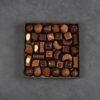 Boite de chocolat élégance 500gr - Hautlé, Genève