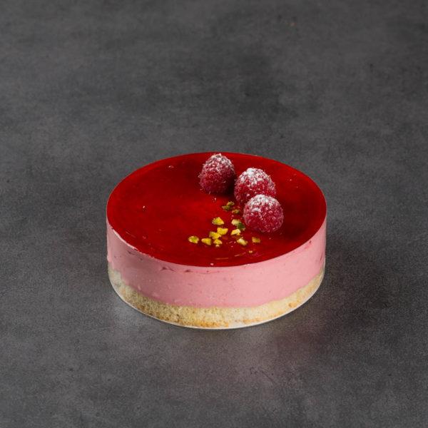 Gâteau Mousse framboise - Hautlé, Genève